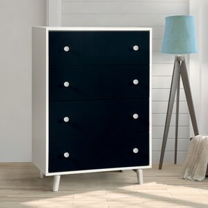 Sea Dog 4 Drawer Chest by ..