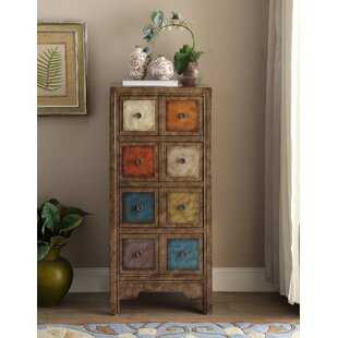 Bloomsbury Market Tejal 4 Drawer Accent Chest