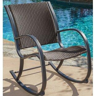 Alcott Hill Freeburg Rocking Chair