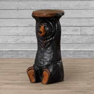 Forest Bear End Table by Desig..