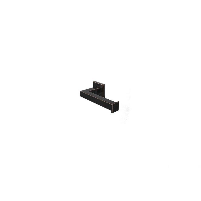 Oil Rubbed Bronze, Preferred Bath Accessories 1008-ORB-MV-E Primo Collection European Toilet Paper Holder