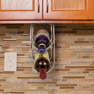 Sorbus? 2 Bottle Hanging Wine Rack by Sorbus
