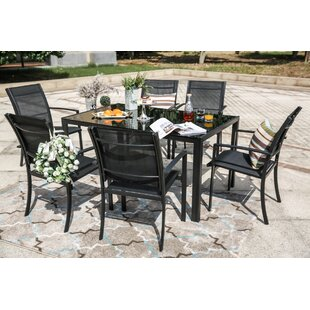 Pierre 7 Piece Dining Set