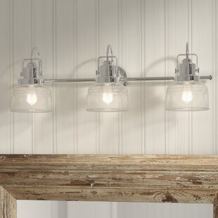 3 light bathroom vanity lighting styles for your home joss main save to idea board aloadofball Image collections