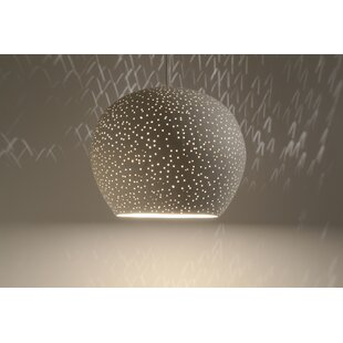 Newmanstown 1-Light LED Globe Pendant by Bloomsbury Market
