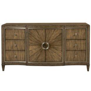 Newt 6 Drawer Combo Dresser