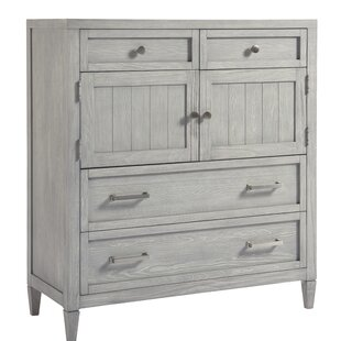 Oaklynn Small 4 Drawer Combo Dresser