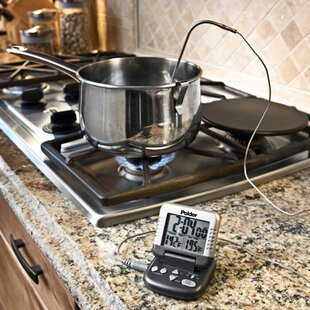 Classic Digital in-oven Thermometer / Timer