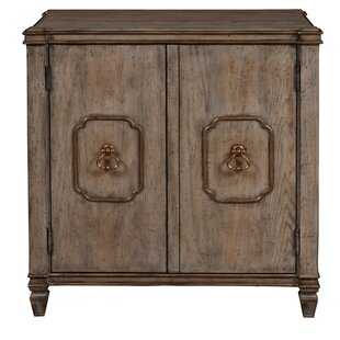 Cypress Traditional 2 Door Accent Cabinet by Fleur De Lis Living