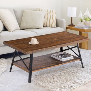 Best Mundt Coffee Table by Williston Forge