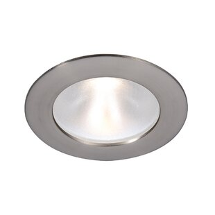 Affordable Tesla Pro High Output 3.5 Shower Recessed Trim By WAC Lighting