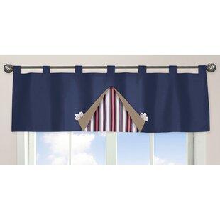 Nautical Nights 54 Curtain Valance