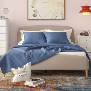 Trahan Upholstered Platform Bed By Mikado Living