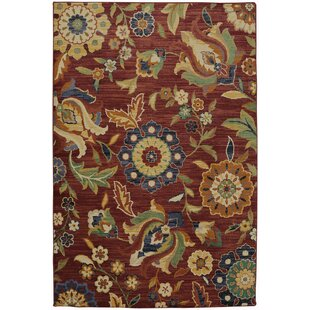 Online Reviews Boutell Berry Area Rug By Darby Home Co