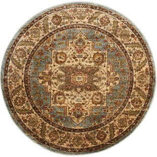 Ravens Ivory Area Rug by Charlton Home