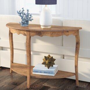 Price comparison North De Land Console Table ByBeachcrest Home