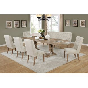 Desjardins 7 Piece Dining Set Gracie Oaks