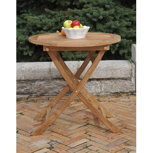 Bullock Balcony Dining Table by Highland Dunes Savings