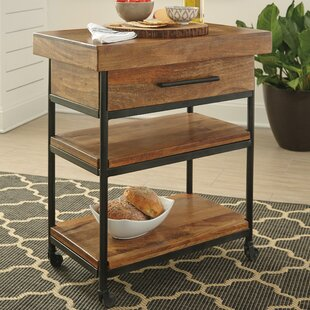 Loon Peak McLaurin Bar Cart