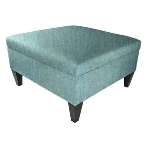 Key Largo Legged Box Storage Ottoman by MJL Furniture