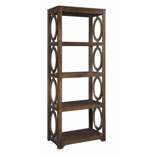 Danette Standard Bookcase by Canora Grey