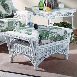 3200 Bass Harbor Ottoman by South Sea Rattan
