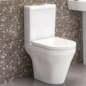 Premier Stand-WC Marlow mit Spülkasten