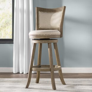 Best Reviews Guilford 29 Swivel Bar Stool by Greyleigh Reviews (2019) & Buyer's Guide