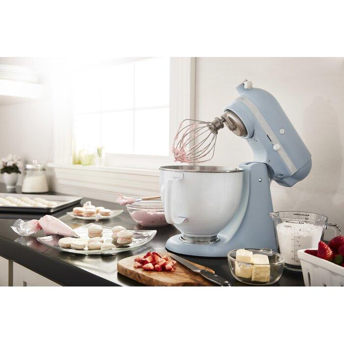 KitchenAid Artisan ® Series Limited Edition Heritage Tilt-Head 10 Speed 5  Qt. Stand Mixer - KSM180