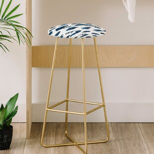 Elena 30 Bar Stool East Urban Home