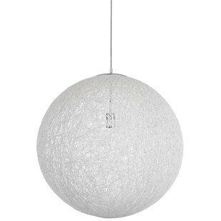Isaias 1-Light Pendant By Orren Ellis Ceiling Lights
