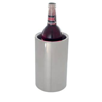Magenta Rae Dunn Stem Print Chill Wine Cooler Reviews Wayfair