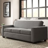 Avery 80 Square Arm Sofa by Edgecombe Furniture