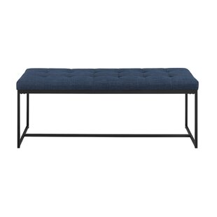 Mardell 48 Upholstered Bench by Zipcode Design