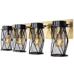 17 Stories Crase 4-Light Vanity Light