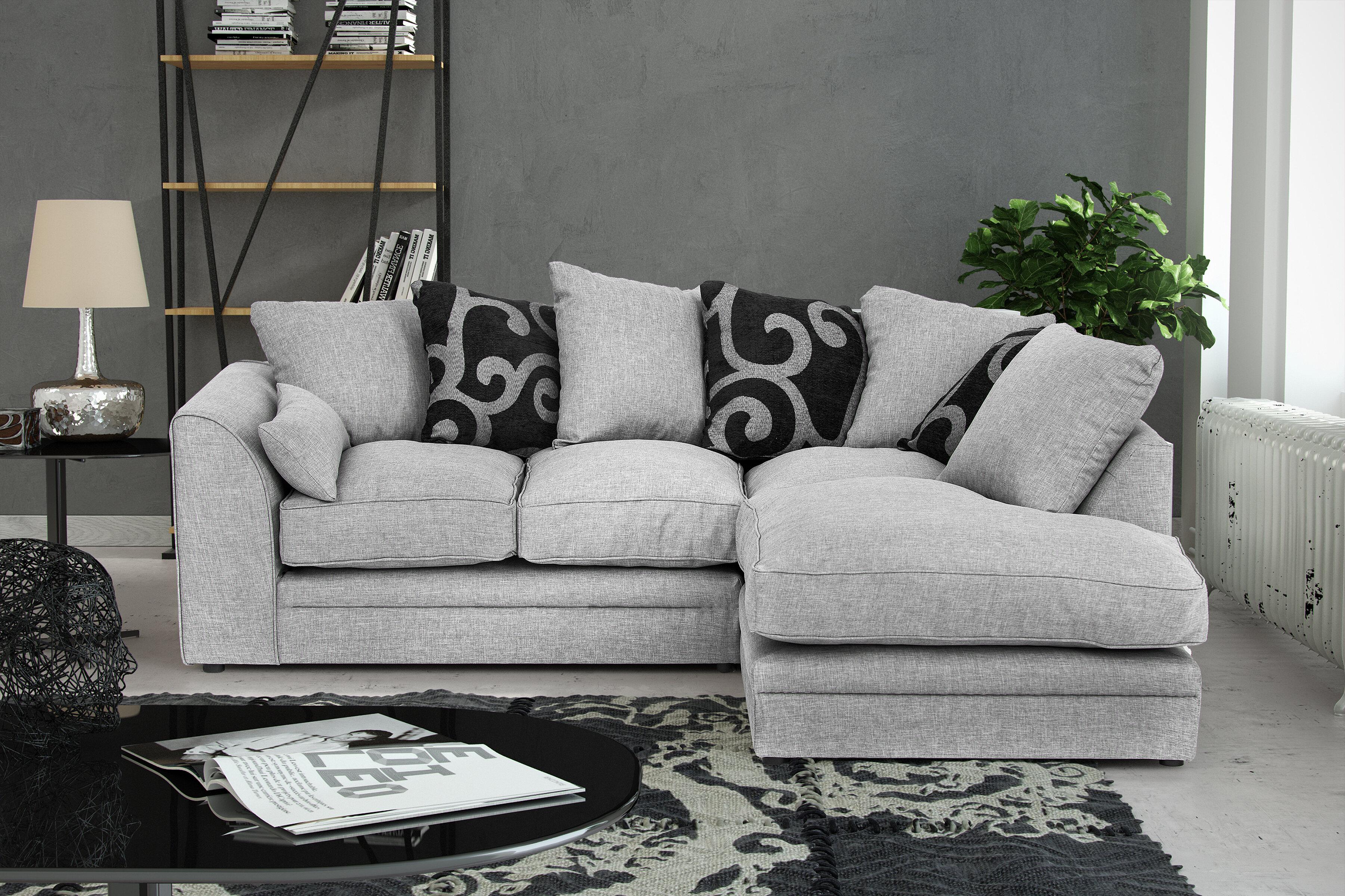 17 Stories Small Corner Sofa | Wayfair.co.uk