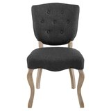 Soraya Tufted Upholstered Side Chair (Set of 4) by One Allium Way®