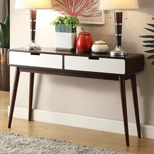 Barge Console Table