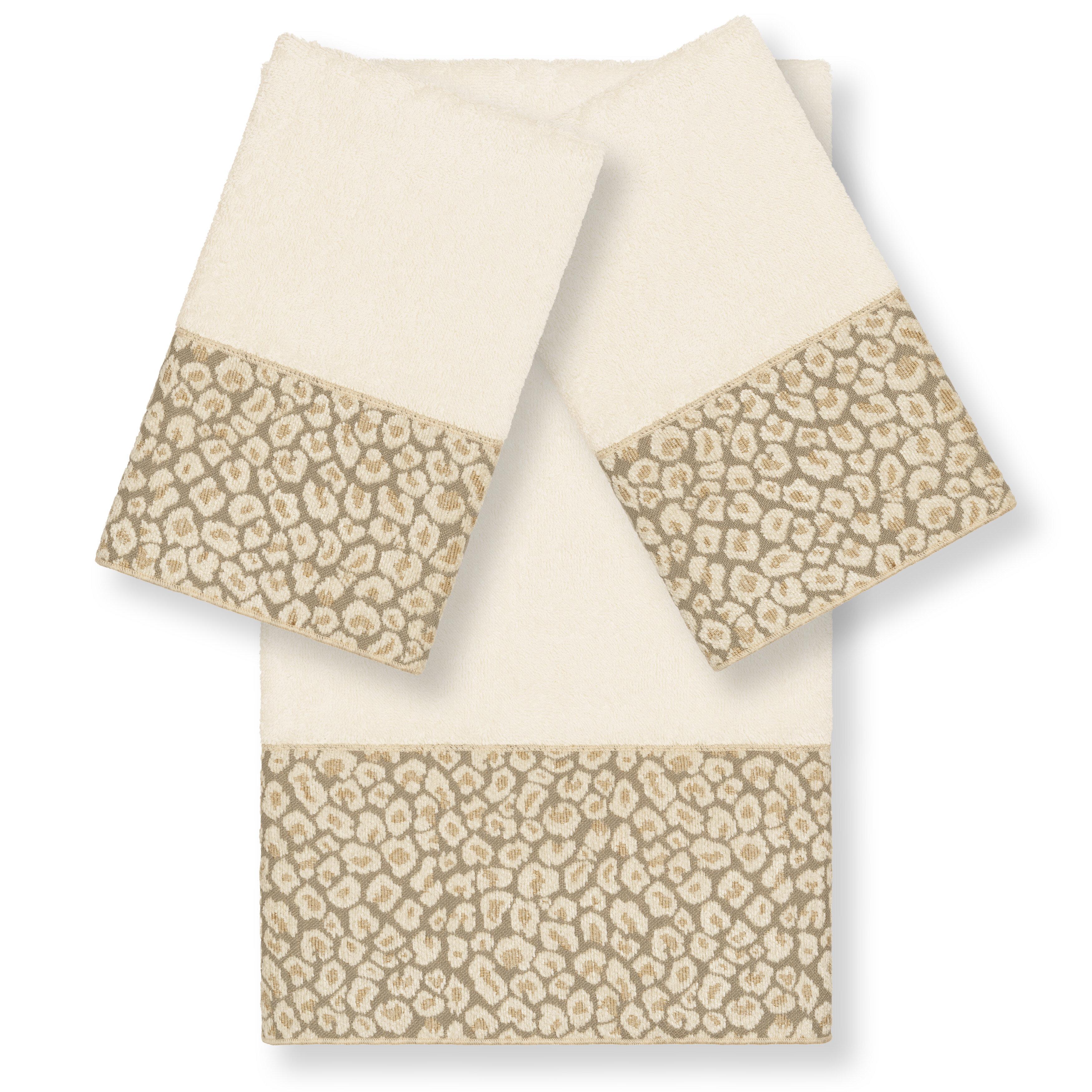 Mercer41 Forsyth 3 Piece Turkish Cotton Towel Set Wayfair