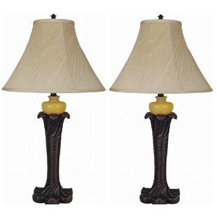 Arnaz Fantastic Modern Classic 31 Table Lamp (Set of 2)