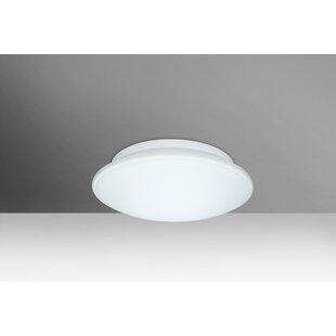 Besa Lighting Sola LED Outdoor Flush Mount