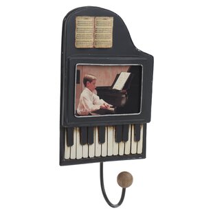 Clarimond Piano Wall Hook By 17 Stories