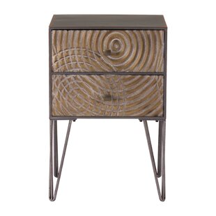 Foulton Circulos End Table wit..