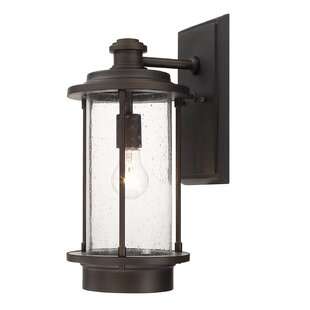 Read Reviews Bergland 1-Light Outdoor Wall Lantern By Laurel Foundry Modern Farmhouse