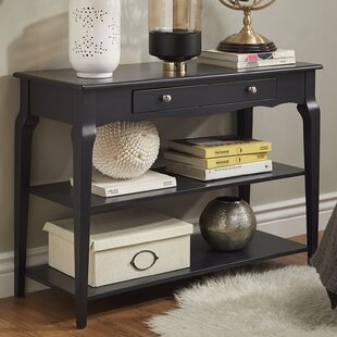 Review Shawnee Console Table by Three Posts