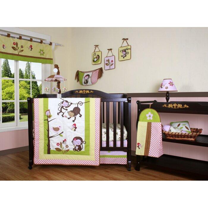 Fontaine 12 Piece Crib Bedding Set