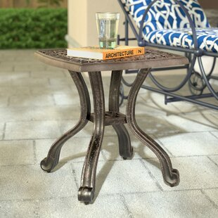 Lebanon Side Table by Three Posts Great Reviews