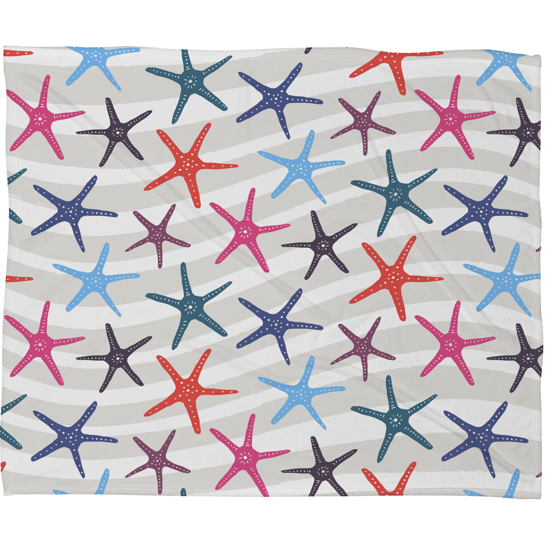 30 x 40 Deny Designs Zoe Wodarz Holly Day Fleece Throw Blanket