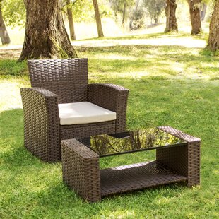 Highland Dunes Rina Deep Seating Chair