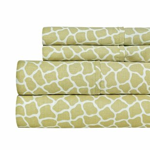 Aspire Linens 4 Piece 400 Thread Count 100% Cotton Sheet Set